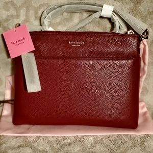 Kate Spade Polly Medium Crossbody Purse